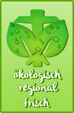ökologisch regional frisch logo